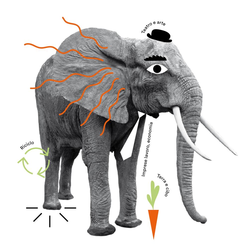 progetto l'elefante festival padova