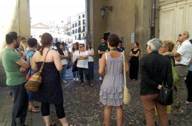 Passeggiata urbana interculturale